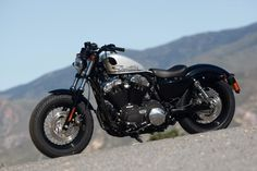 Harley Davidson Sportster Forty Eight 2012 going fast - Top Speed ...