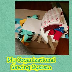 A glimpse of how I organize your orders-as a retired teacher I love binders, so I keep your legging orders there-in the order they are placed. Then I simply flip the pages as I cut, serge seams, add my tag, and package your leggings for shipping!