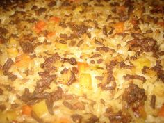 Kermainenuunirisotto Hawaiian Pizza, Risotto, Macaroni And Cheese, Food And Drink, Cooking Recipes, Tasty, Sweets, Baking, Healthy