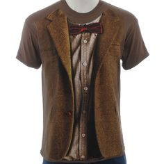 Dr Who 11th Doctor Costume T-Shirt