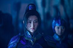 Great Wall Jing Tian Actress | The Great Wall Trailer: Matt Damon Fights Monsters in China | Collider