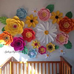 Secret Garden and asking for the repeat  #paperflower #paperflowers #tbt #secretgarden