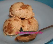 Receita Gelado Doce de Leite com Bolachas Caramelizadas (Lotus) por Kristyna - Categoria da receita Sobremesas