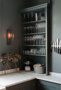 good storage Source: Devol Kitchens