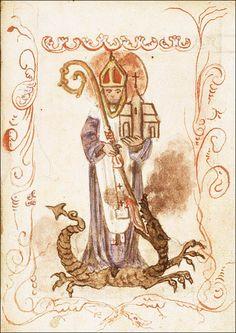 7 mei: H. Domitianus van Hoei (overleden 560), verkondiger in de Maasvallei, bisschop van Tongeren en Maastricht, strijder tegen simonie, weldoener voor de armen.