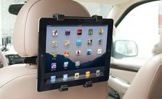 Mobile Phone Tablet PC Car Holder Stand Back Auto Seat Soporte Headrest Bracket Support Accessories for GPS DVD iPad pro Car Accessories List, Mobile Accessories, Ipad Car Mount, Tablet Mount, Ipad Tablet, Outdoor Digital Signage, Car Seat Headrest, Ipad Holder, Tablet Stand