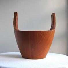 Jeni Sandberg - Barking Sands Vintage: Viking Invasion - Dansk Teak Viking Bowls by Jens Quistgaard