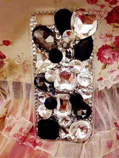 crystal bling phone case