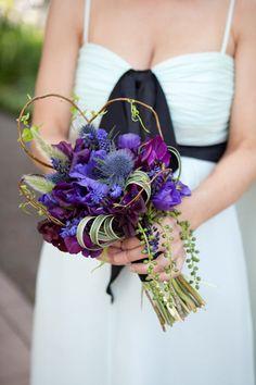 Real Weddings: Andrea & Moaya's Spontaneous California Ranch Wedding