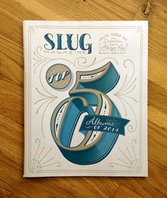 Slug Mag by Courtney Blair