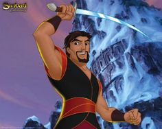 Sinbad of the Seven Seas Film | sinbad legend of the seven seas images sinbad wallpaper image uploaded ...