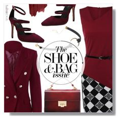 """coffee break"" by fashion-pol ❤ liked on Polyvore featuring vintage"