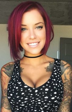 Best red hair color trends for short hair in 2017 2018. Suitable to try for every face shape. Explore for best suggestions and information about hair colors.