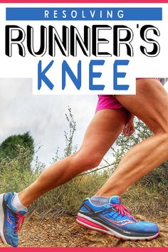 Exercises to resolve runner's knee (or knee pain from cycling) -- from someone who used them and got results!