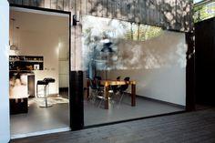 Modern living, home design ideas, inspiration, and advice. Hidden House, House Windows, Contemporary Interior, Architecture Design, Architecture Wallpaper, Amazing Architecture, Modern Design, House Design, Home Decor