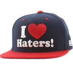 DGK Haters Snapback Cap in royal and red ff526e53c5c