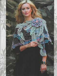 Butterfly Creaciones: Moa Fashion Magazine №581