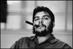 Henri Cartier-Bresson - Che-Guevara