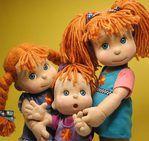 Мобильный LiveInternet Текстильные куклы от Mel Birnkrant   Марриэтта - Вдохновлялочка Марриэтты  