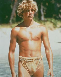 Christopher Atkins Christopher Atkins in The Blue