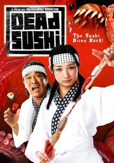 Dead Sushi (2012) in 214434's movie collection » CLZ Cloud for Movies