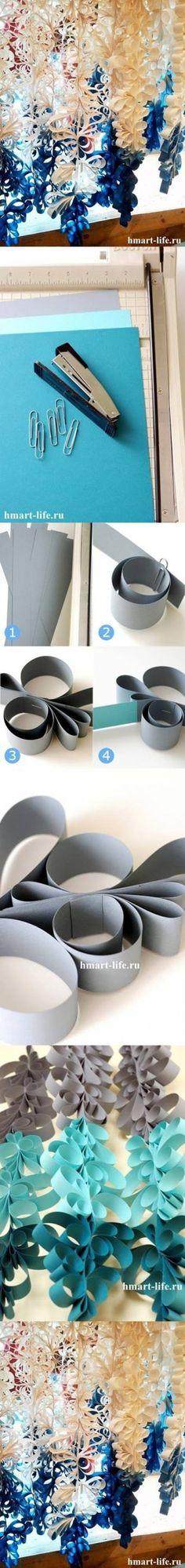 DIY How To Make Garlands