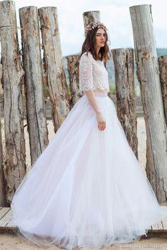 ชุดแต่งงานแนวๆ ช่วยให้เจ้าสาวดูโดดเด่นได้มากกว่าที่คิด | Happywedding.life