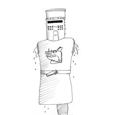 Inktober, Bart Simpson, Instagram, Design