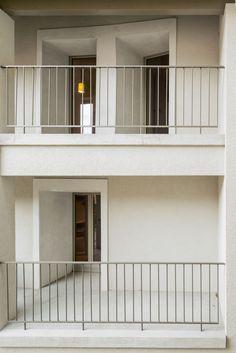 House Monte, Castel San Pietro, Ticino, Switzerland, Sergison Bates Architects