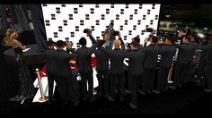 Fred Adjani acteur célèbre dans le monde virtuel - Second life