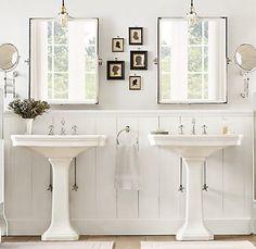 24 Best Wainscoting Bathroom Reno Images In 2014