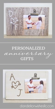 "Personalized with your initials and a ""tree carved"" heart, this adorable frame i… - Modern Personalized Couple Gifts, Personalized Anniversary Gifts, Anniversary Gifts For Husband, Paper Anniversary, Wedding Anniversary Gifts, Anniversary Ideas, Special Wedding Gifts, Bridal Gifts, Best Valentine Gift"
