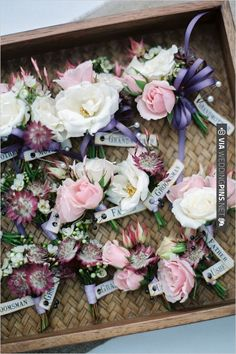 boutonniere ideas | CHECK OUT MORE IDEAS AT WEDDINGPINS.NET | #bridesmaids