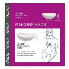Braza More  Silicone Breast Enhancer *** Read more reviews of the product by visiting the link on the image.Note:It is affiliate link to Amazon.