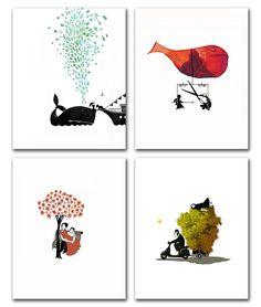 Mehrdad Zaeri Illustrationen