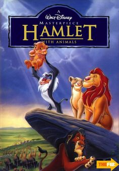 Childhood Ruined: Honest Titles for Disney Movies