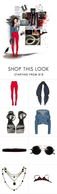 """""""Tell Me About it Stud.-"""" by monalisamarie ❤ liked on Polyvore featuring BCBGeneration, Balenciaga, Valentino, Steve Madden and Rachel Reinhardt"""