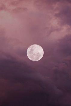Mauve, Pink, Purple Sky