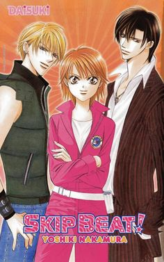 I love Skip Beat!!! I really do but waiting once a month is killing me! Ahhhhh I really wish that time would speed up but also slow down