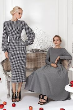 Pre Fall Collection 15 Source by arianeowl Modest Dresses, Simple Dresses, Elegant Dresses, Pretty Dresses, Casual Dresses, Classy Dress, Classy Outfits, Beautiful Outfits, Modest Fashion