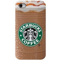 Season.C Starbucks Ice Coffee iPhone 5C iPhone Cases Cover:Amazon:Cell Phones & Accessories found on Polyvore featuring polyvore, women's fashion, accessories, tech accessories, phone cases, phone, cases, electronics, iphone sleeve case and iphone cases
