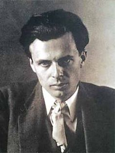 picture of Aldous Huxley