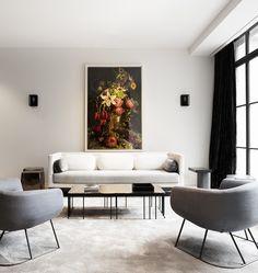 Obumex verkoopt niet zomaar meubels van topkwaliteit maar zoekt meubelen op maat van uw beleving en uw persoonlijkheid