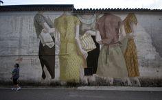 San Potito Sannitico, Italy, 2015. von HYURO