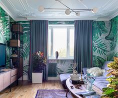 МЕТРАЖ: 85 м2  ДИЗАЙН: BURO VNUTRI Curtains, Home Decor, Homemade Home Decor, Interior Design, Home Interiors, Decoration Home, Window Scarf, Drapes Curtains, Picture Window Treatments