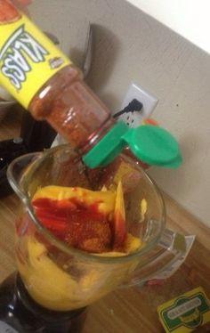 how to make fresas con crema mexican style