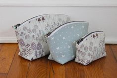 Curvy Zipper Pouch (A quick tutorial and pattern link) – Dailylike Canada
