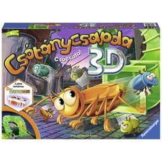 Ravensburger BuggaLoop Game with Hexbug Nano Bug Games, Bug Off, Inka, Board Games For Kids, Kids Board, Play 1, Skylanders, Monopoly, Playstation