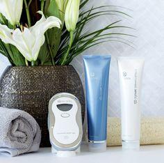 Galvanic Body Spa, Ageloc Galvanic Spa, Nu Skin Ageloc, Galvanic Facial, Cellulite, Marker, Purifier, Body Systems, Body Treatments