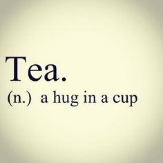 I have finally found my definition of tea. I love tea. Vintage Tea, Tea And Books, E Mc2, Cuppa Tea, My Cup Of Tea, High Tea, Tea Party, Tea Cups, Life Quotes